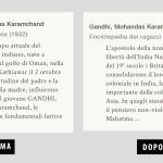 """Postantografia storiografica. Mahatma Ghandi nell'Enciclopedia italiana: da """"agitatore e capo del nazionalismo indiano"""" ad """"apostolo della non-violenza e della libertà"""""""