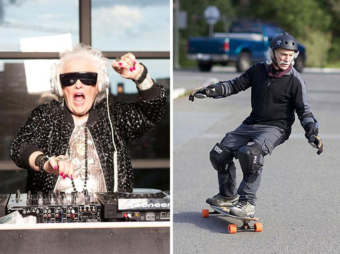 DJ anzian prodige-skater anzian prodige